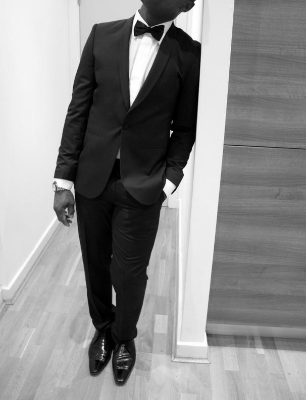 Black Tie | Yahayas' Style | Pinterest