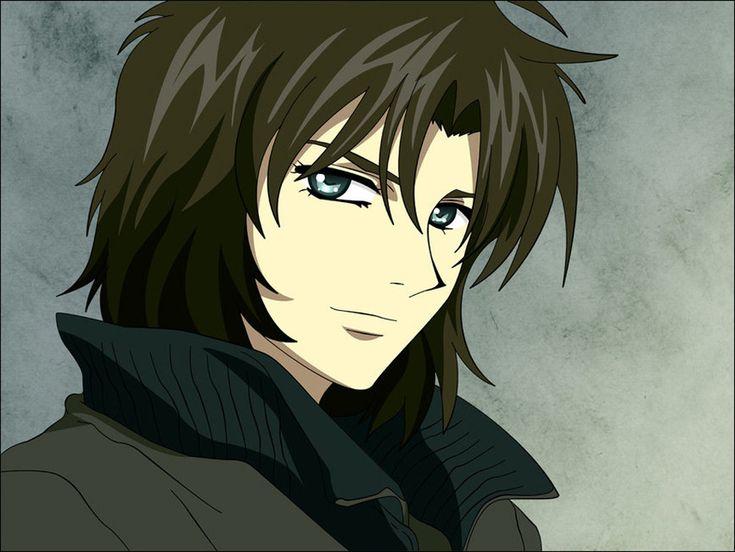 Kiba wolf s rain wolf s rain wolfsrain anime