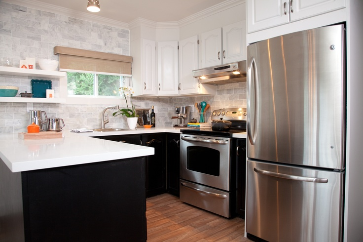 Kitchen Makeover From Hgtv 39 S Summer Home Lake House