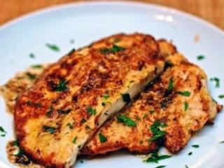 Chicken Parisienne