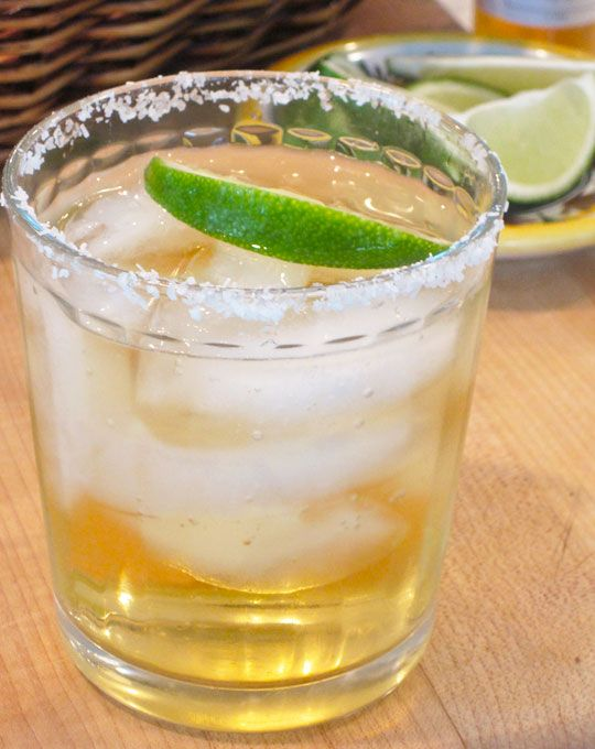 Happy Cinco de Mayo! Celebrate with a Rangpur Lime Margarita