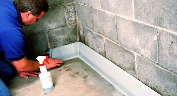 Basement Wall Waterproofing Tips Basement Design Ideas Pinterest