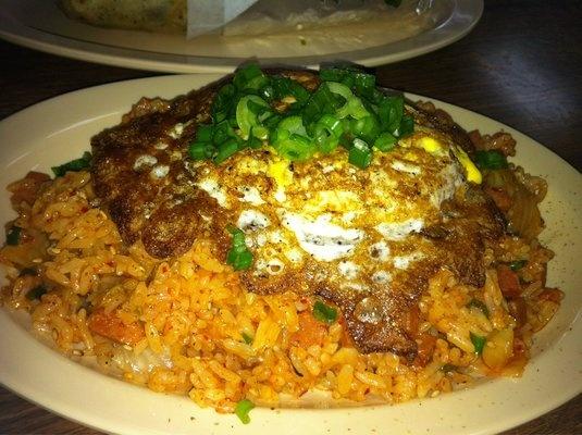 Kimchi Spam Fried Rice | World's Most Beautiful Recipes | Pinterest