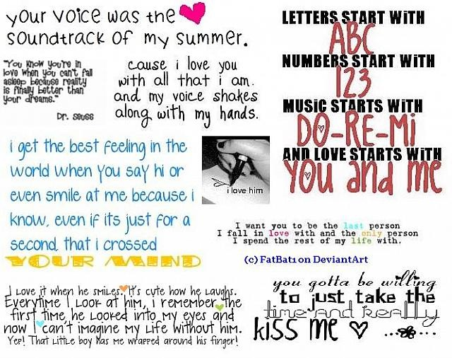 Love Quotes For Him Scrapbook : Found on quotesphotos.com