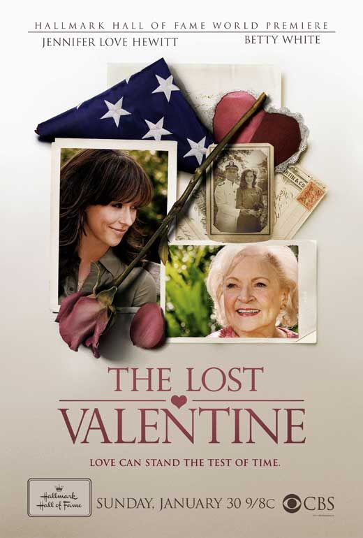 is the lost valentine a book