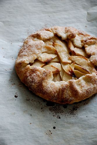 Apple Galette | Desserts | Pinterest