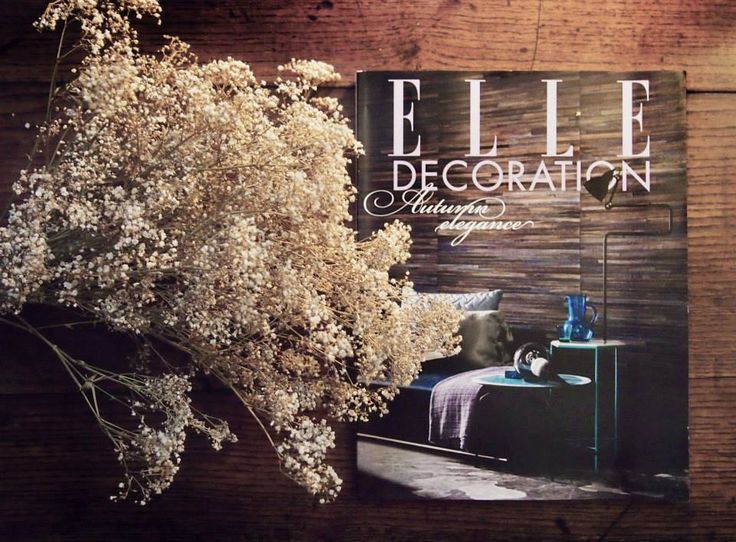 October 2013 Elle Decoration