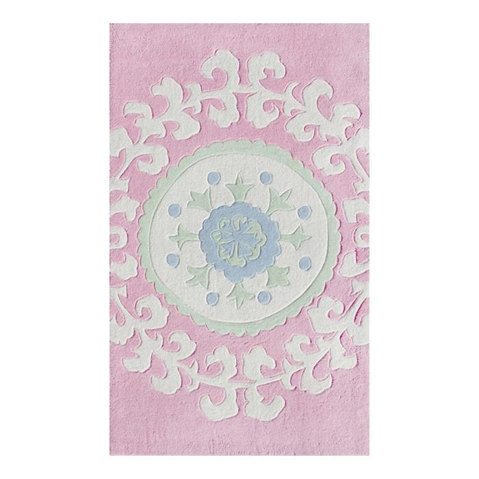 Pretty Rug For A Girls Nursery Decor Pinterest