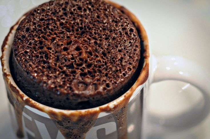 Minute Mug Cake | Food | Pinterest