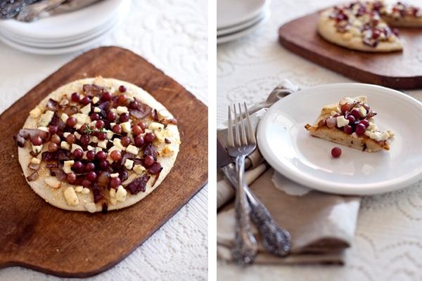 grape and gorgonzola pizza recipe on food52 gorgonzola and grape pizza ...