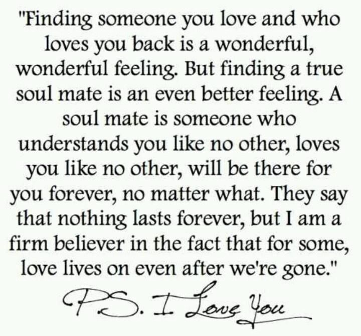 PS I love you Quotes & Tats Pinterest