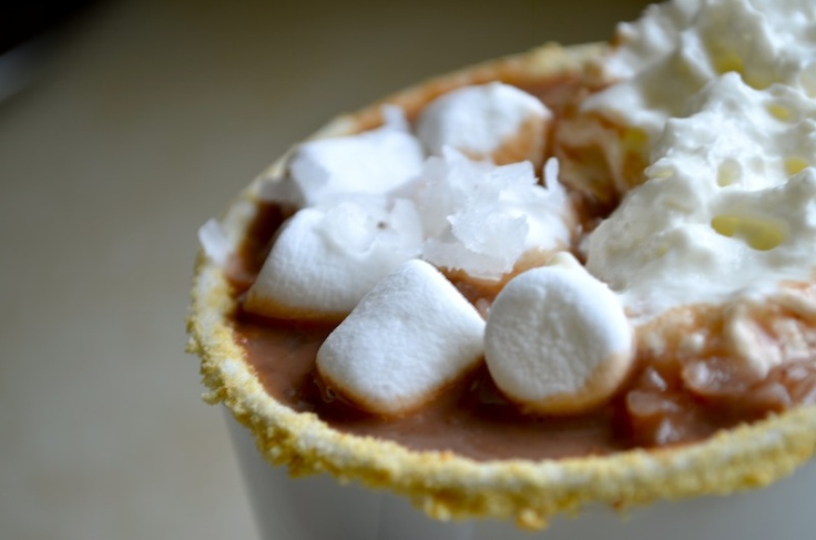 Crock-Pot Coconut Hot Chocolate - Crockpot and Coconut with Chocolate ...