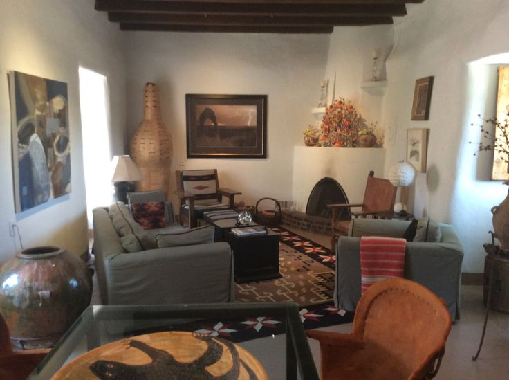 Gorgeous Interior Santa Fe Style | Design inside out | Pinterest