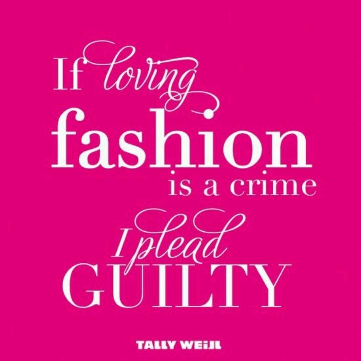 Fashion Quotes Sayings Pinterest