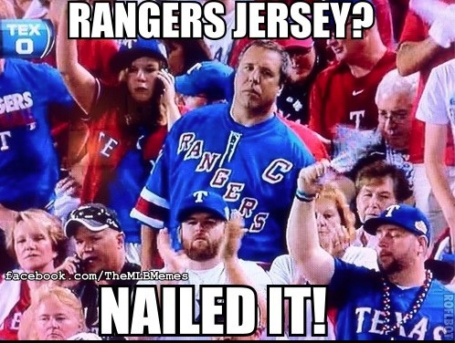 My New York Rangers Account Manager
