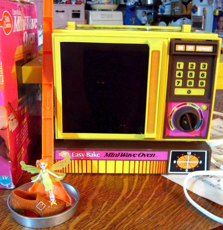 1978 Easy Bake Mini Wave Oven
