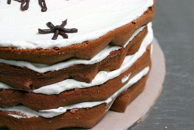 lighter-than-air chocolate cake | Sweet Teeth | Pinterest