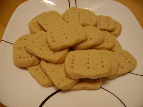 Brown Sugar Shortbread | Christmas Baking | Pinterest