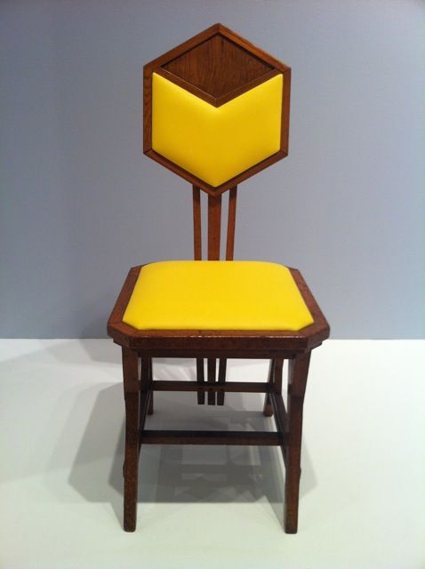Frank Lloyd Wright Side Chair Furniture And Decor