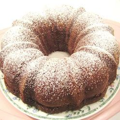 ... Cake Loaded With Fresh Ginger And Baked In A 9 Inch Bundt Pan