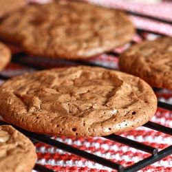 Gluten-Free Chocolate Mint Cookies | Gluten Free | Pinterest