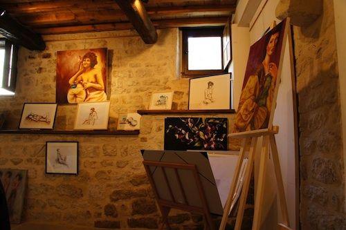 Basement studio ideas home ideas pinterest - Art studio ideas ...