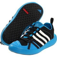 Boys' water shoes that are actually cute and stylish--adidas Kids Boat