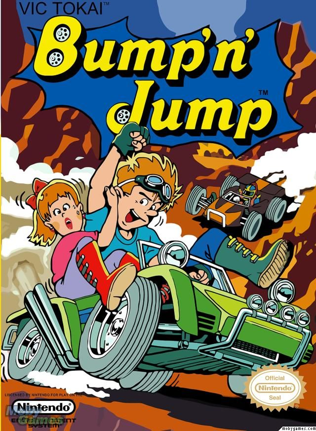 Image result for bump n jump