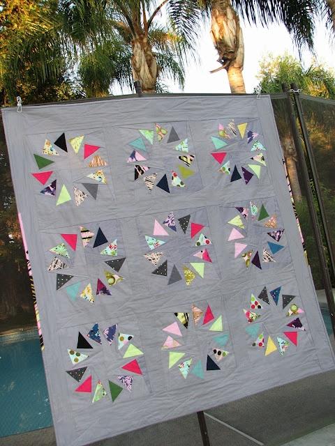 Quilt by Terri of Sewfantastic - habitat Challenge Quilt