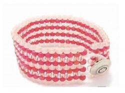 Odd Count Peyote Stitch Bracelet Part 1