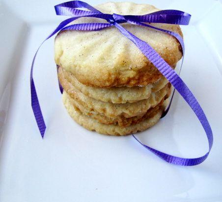 Vanilla Bean Sugar Cookies | Recipe