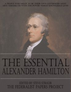 Alexander hamilton essay