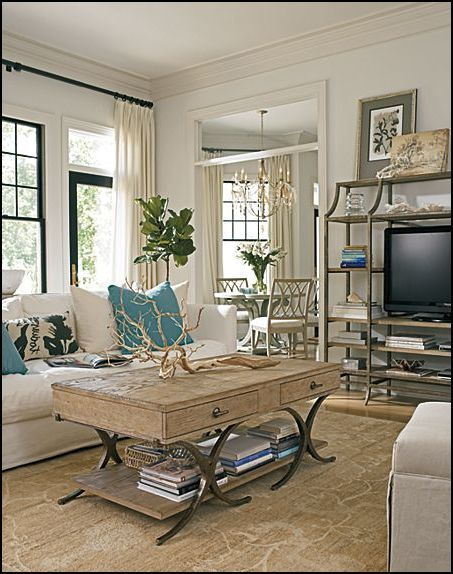 Landfair on Furniture: Stanley's Resort Coastal Living