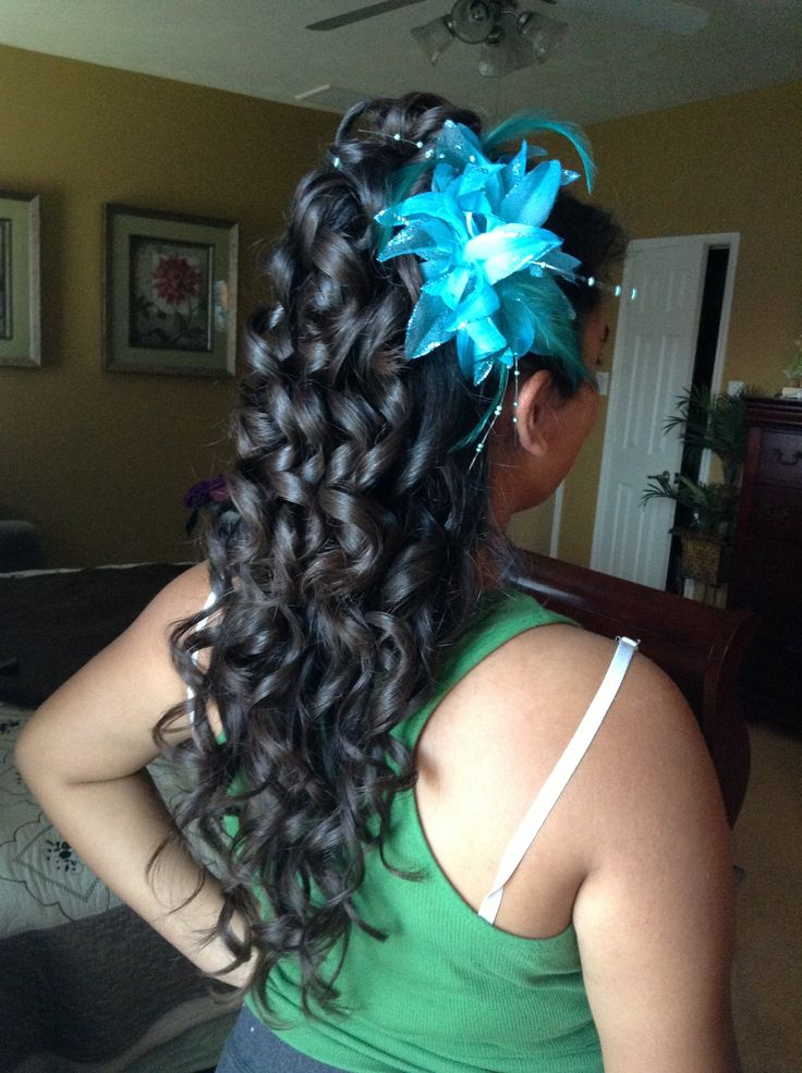 quinceanera hairstyle quincenera hairstyles pinterest