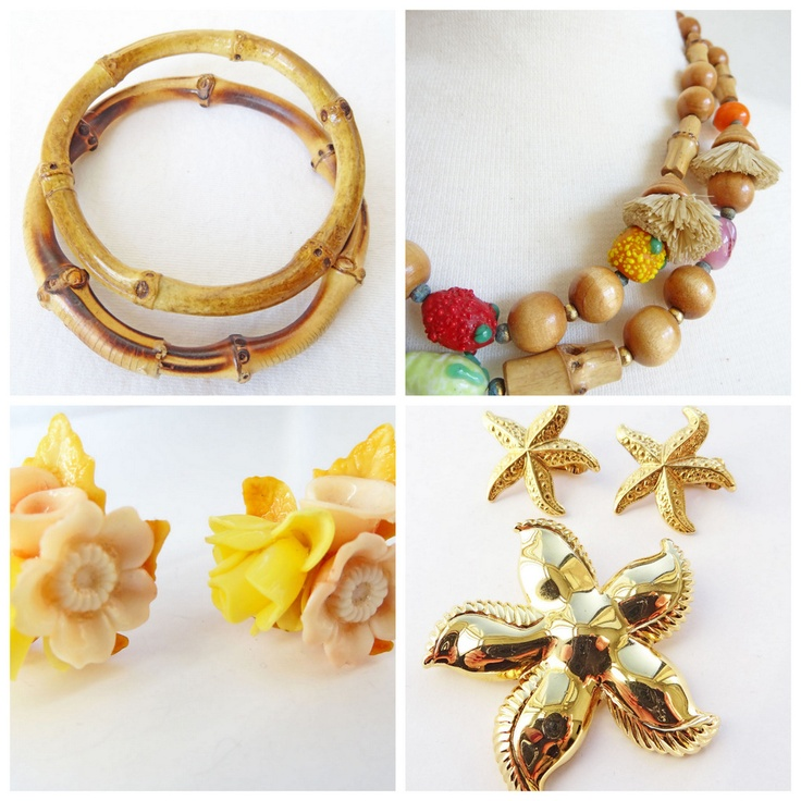 Vintage Jewelry From Style Me Betty S Vintage Store