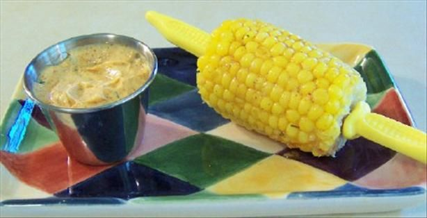 Corn on the Cob With Chipotle Butter | ☆☆☆☆☆ Restaurants ...