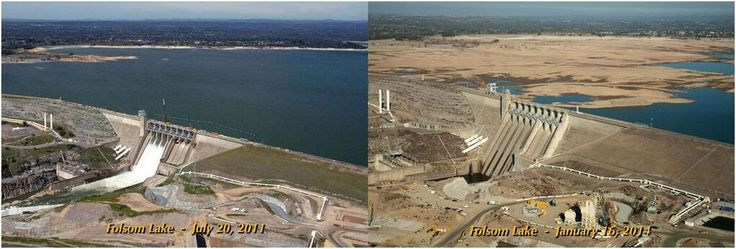 Twitter / TheAtlantic : The severity of California's ...La gravité de la sécheresse en Californie, en une image.