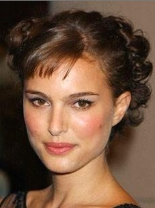 Natalie Portman Curly Bob Images & Pictures - Becuo