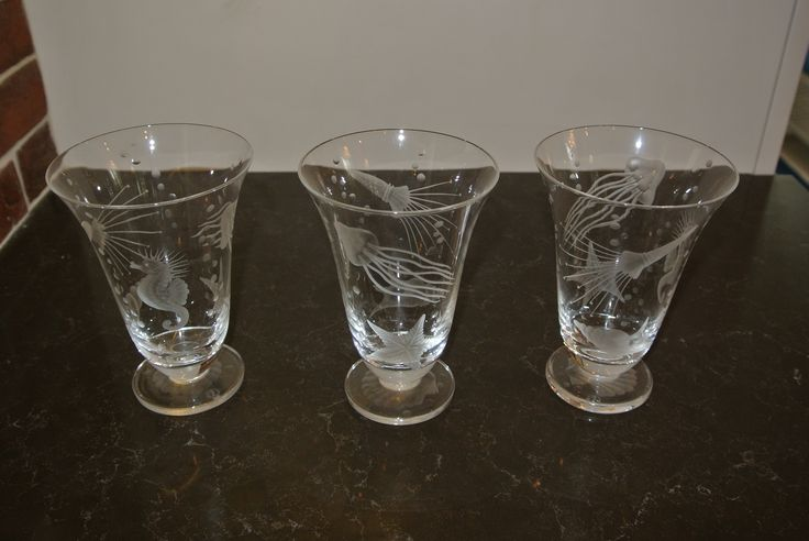 Pin by joseph design llc on showhouse sale items house closes oct 3 - Hand blown stemless wine glasses ...