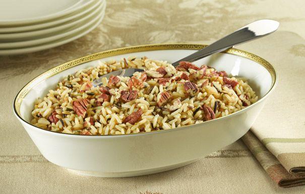 wild rice dressing for thanksgiving | Food | Pinterest