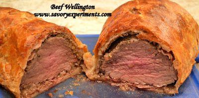 Classic Beef Wellington | Foods | Pinterest