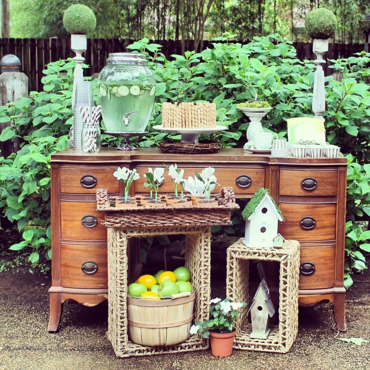 """{Ideas for an Outdoor-Themed First Birthday Party} """"One"""" to Grown On First Birthday Party"""