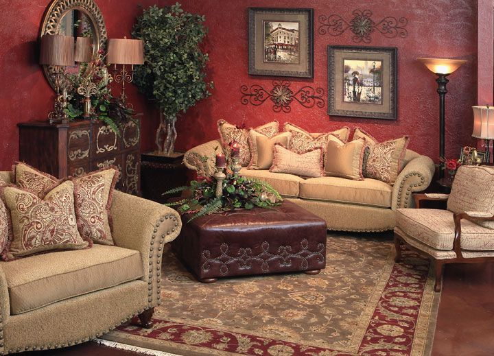 living room - ottoman  Decorating ideas  Pinterest