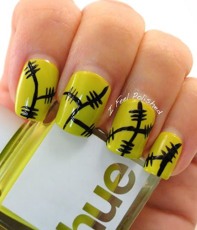 Nail Ideas For Halloween | Nails | Pinterest