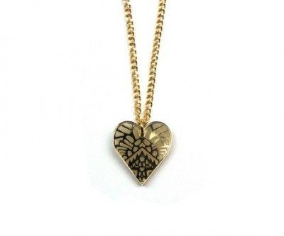 Temple of Love pendant