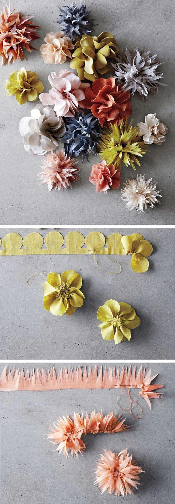 Paper flower tutorial for Diy paper crafts tutorials