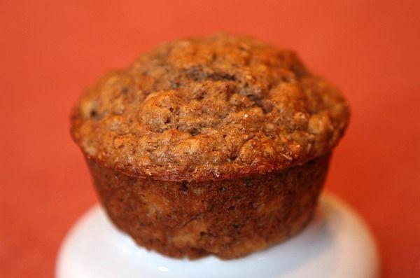 ... nonfat milk - vanilla extract - wheat bran - pumpkin pie spice - flour