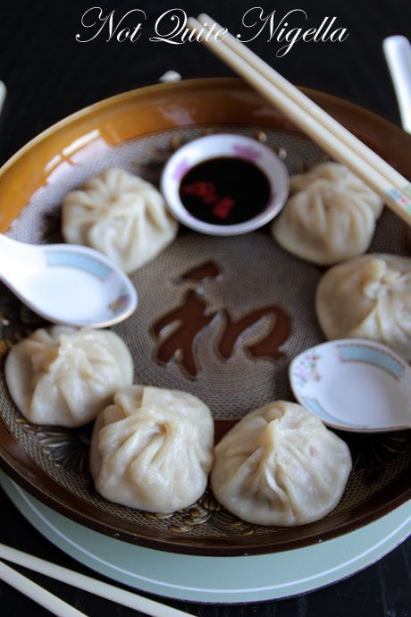 Xiao Long Bao - Shanghai Soup Dumplings | Not Quite Nigella
