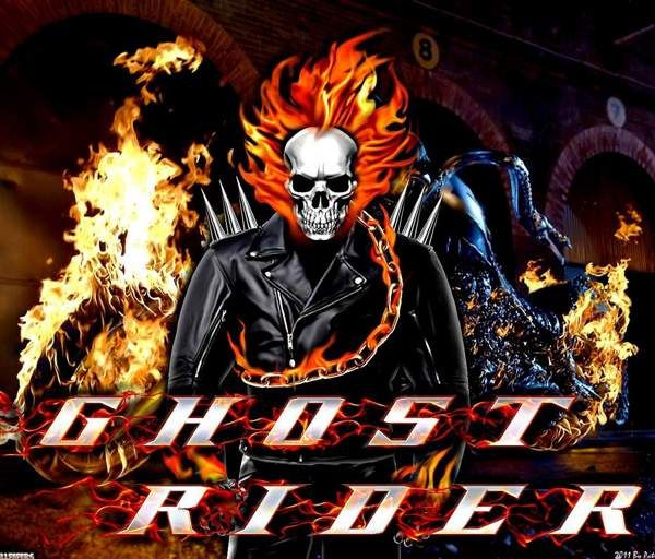 Marvel Character Ghost Rider
