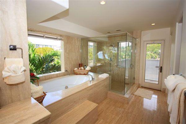 Tropical Bathroom Bathroom Pinterest